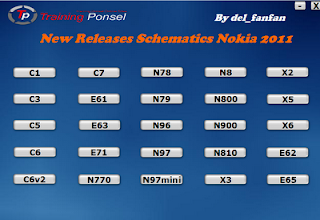 All About Gsm Solution: NOKIA New Model Schematics Collection 2011