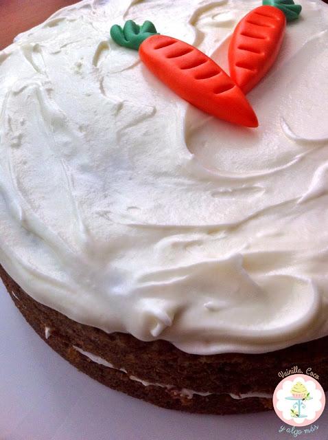 La mejor Carrot Cake