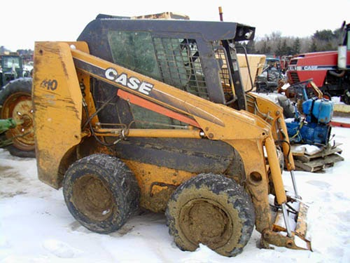 EQ-23737 Case 410 skid steer parts
