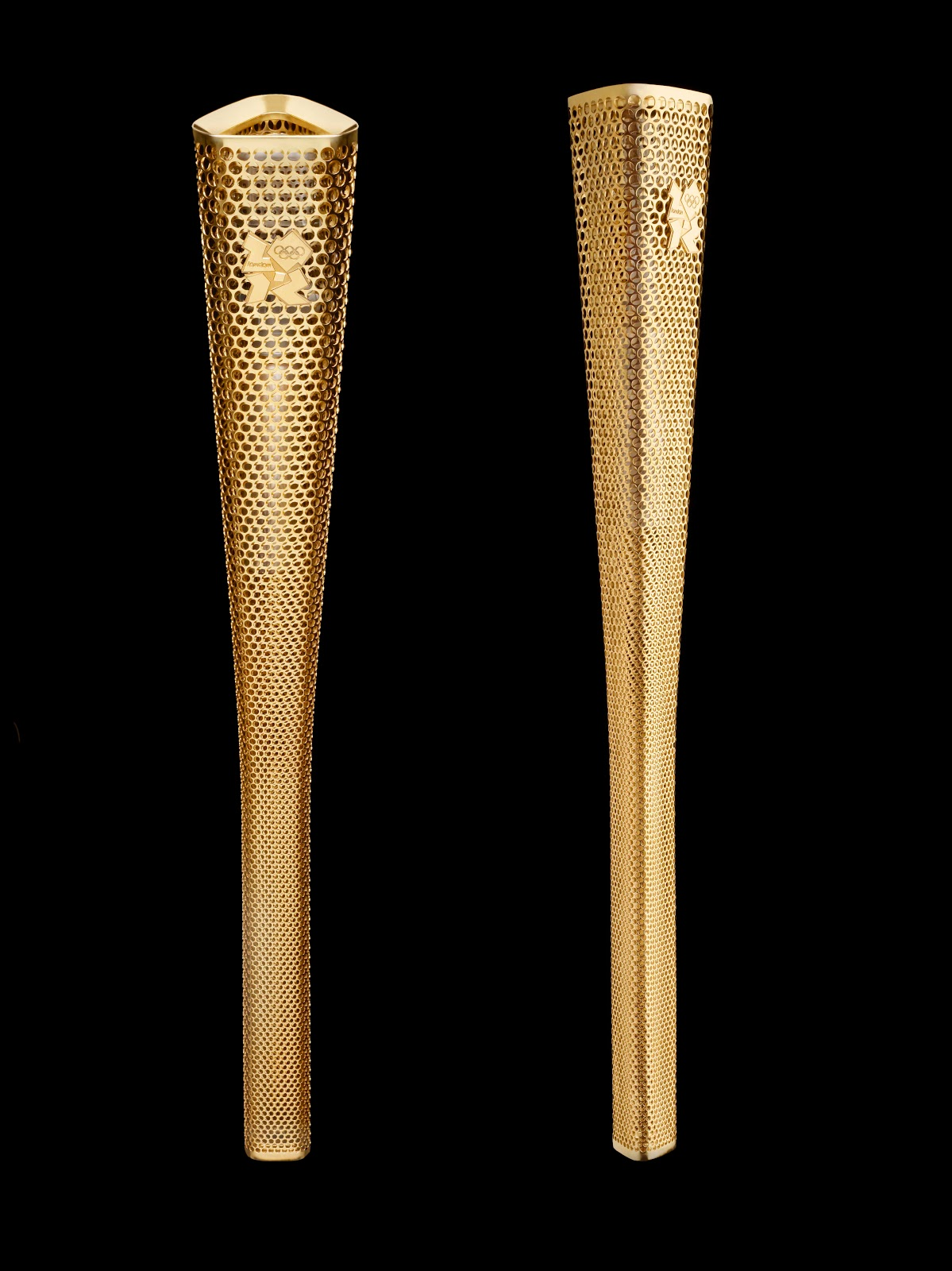 Hand Carried Chair >> The Style Examiner: London Olympic Torch Wins Design of the Year 2012