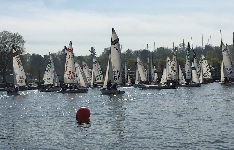 Fleet Race Friday