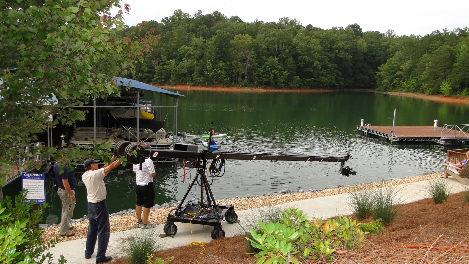 how to become a production assistant in atlanta