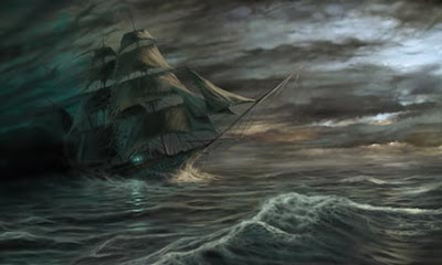 5 Kisah Kapal Hantu Paling Terkenal