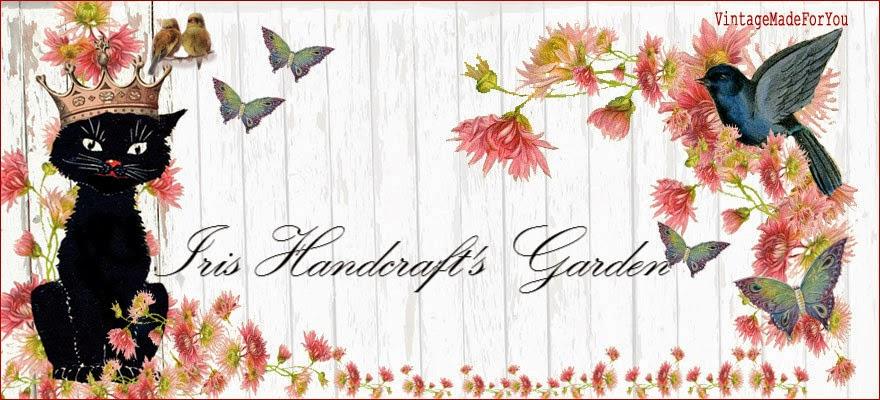 Iris Handcraft's Garden