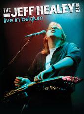 Jeff Healey Live in Belgium