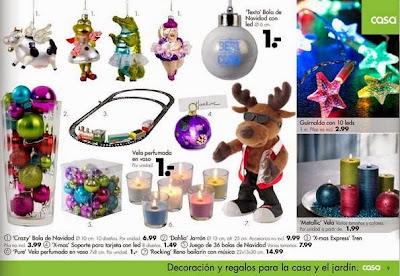 adornos navideños casashops 2014