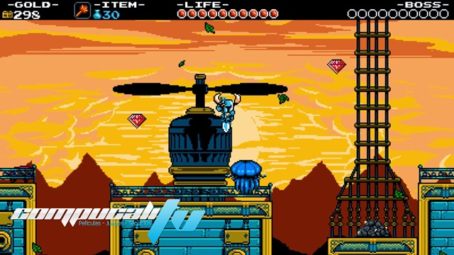 Shovel Knight PC Full Español