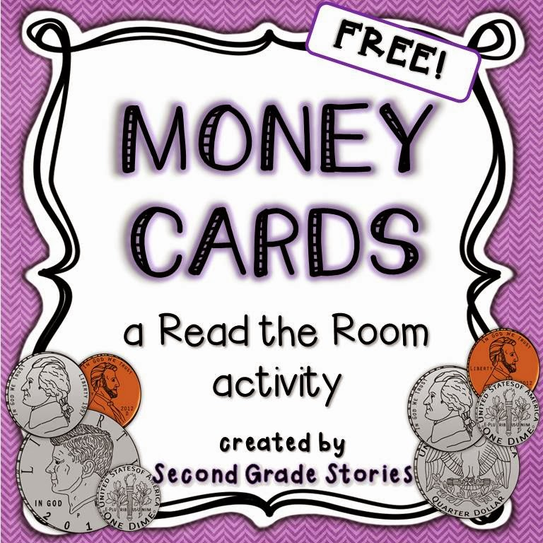 http://www.teacherspayteachers.com/Product/Money-Cards-Read-the-Room-freebie-750614