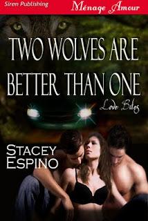 Dos Lobos son Mejor que Uno por Stacey Espino