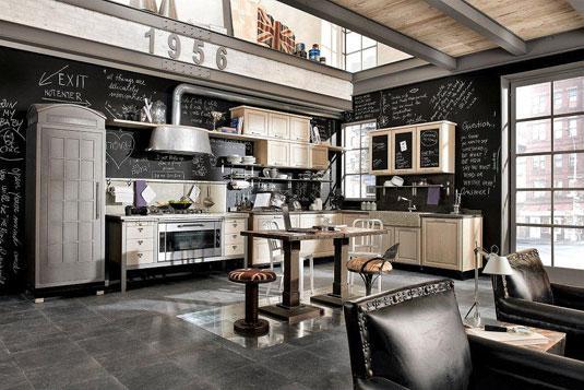 Decorando y renovando cocinas con encanto - Cocinas estilo ingles ...