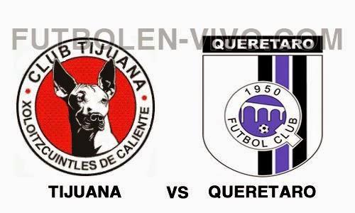 Tijuana vs Queretaro