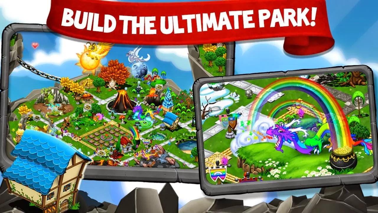 Download GAME DRAGONVALE via Google Play Store