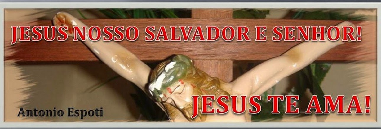 JESUSNOSSOSALVADORESENHOR - JESUSTEAMA!