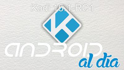 Kodi 15.1-RC1