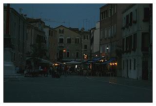Campo Santa Margherita, carnevale, venezia