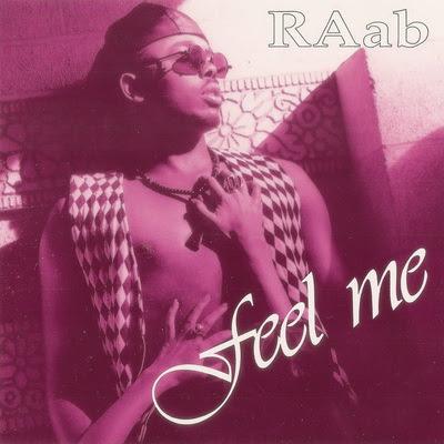 RAab - Feel Me (CDS) (1993)
