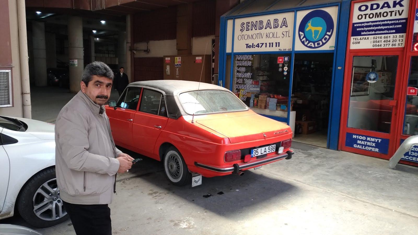 HALUK  TEKE  - İSTANBUL