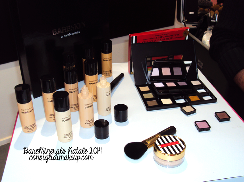 Preview: Novità bareMinerals Natale 2014