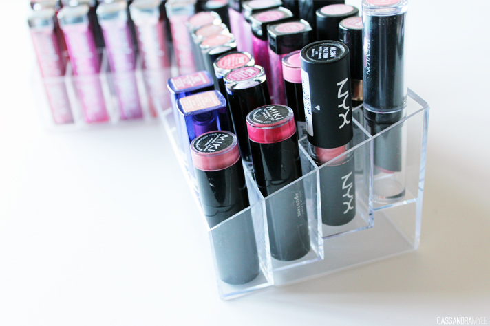CHEAP EBAY FINDS // Clear Lipstick Holders - CassandraMyee