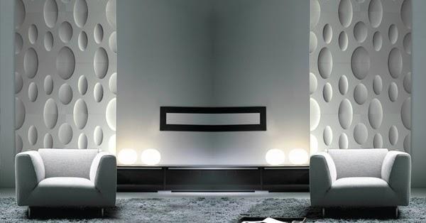 Dise o de interiores con paredes de textura casas decoracion - Diseno de interiores paredes ...