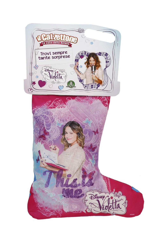 Calzettone Violetta 2015 Giocattoli Befana Giochi Preziosi prezzo contenuto calza con sorprese