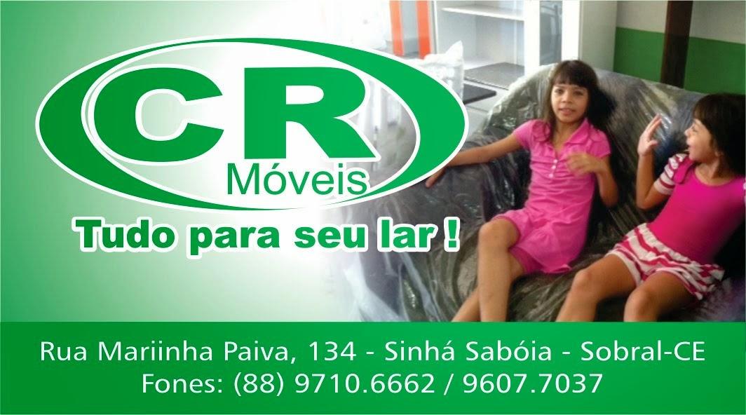 CR MÓVEIS- TEL (88) 9710- 6662 / 9607- 7037