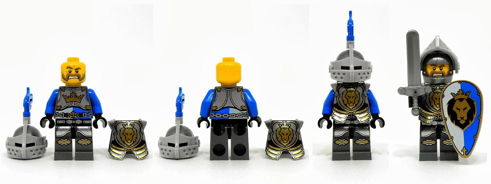 Oz Brick Nation Lego Castle 70404 Kings Castle Review