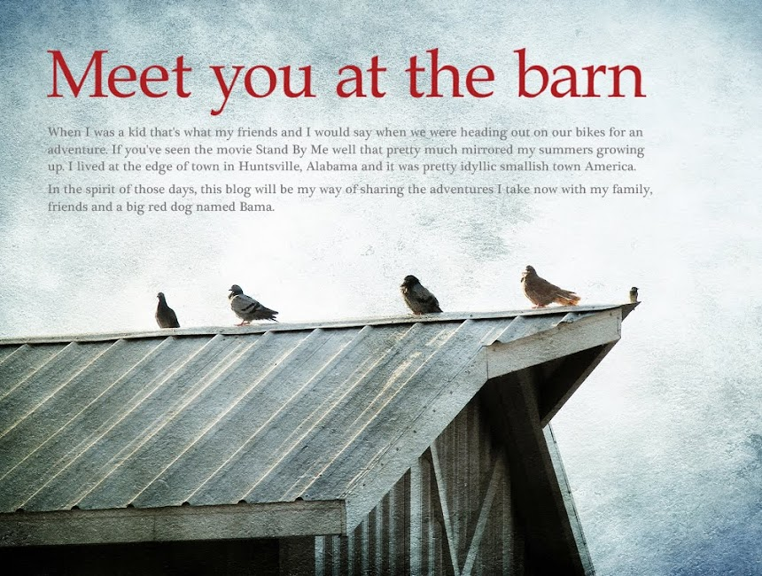 Meet You At The Barn