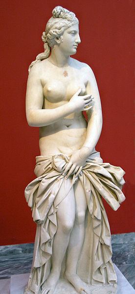 Deusa grega do amor, da beleza e da sexualidade