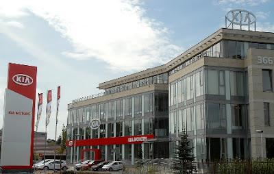 nowa siedziba Kia Motors Polska
