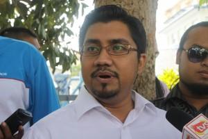 Penyelaras Solidariti Anak Muda Malaysia (SAMM), Badrul Hisham Shaharin atau dikenali Chegu Bard