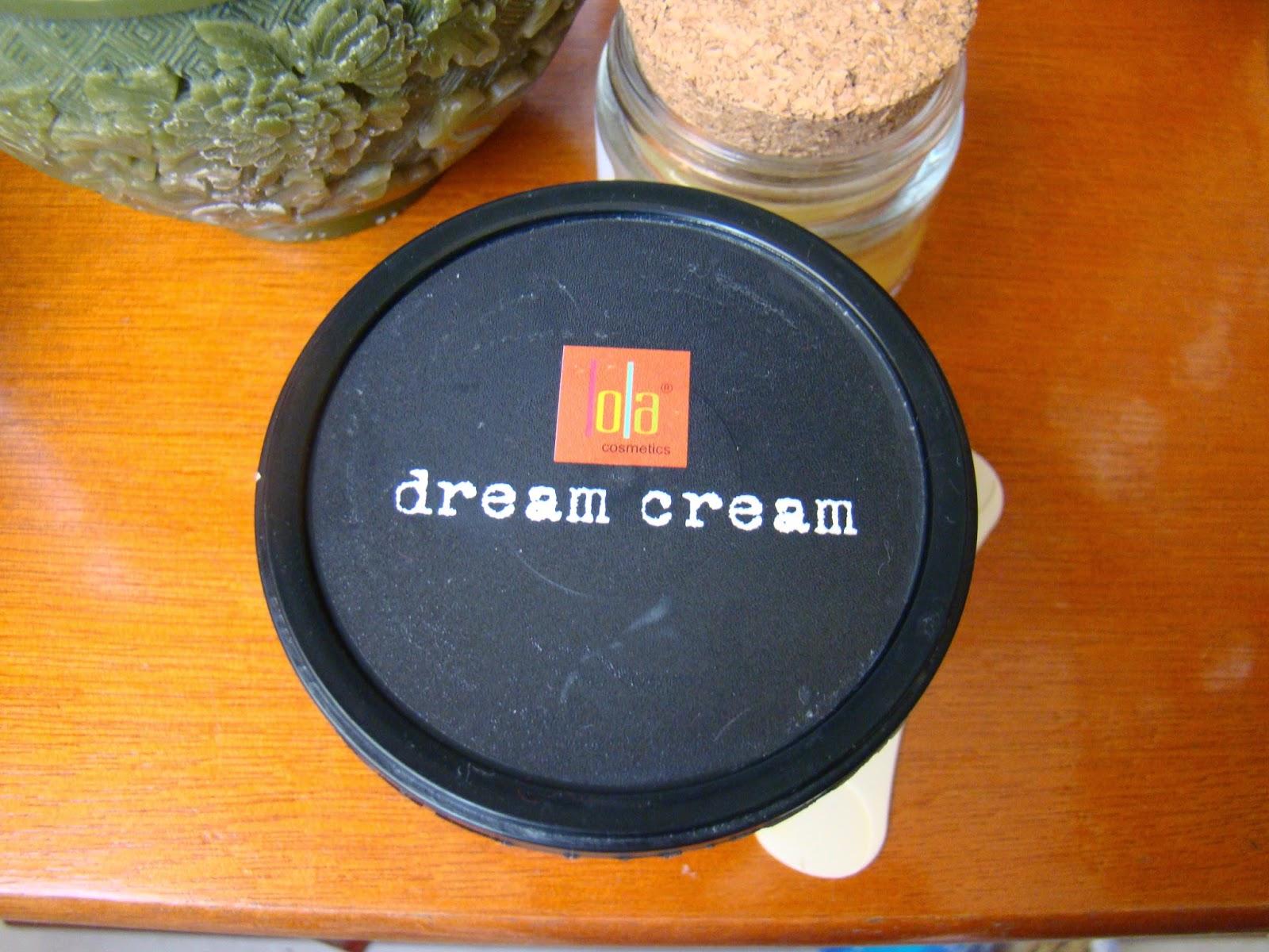 Dream Cream Lola Cosméticos