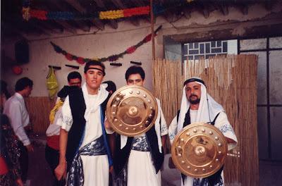 Escuadra de Moros Abenzoares en 1992