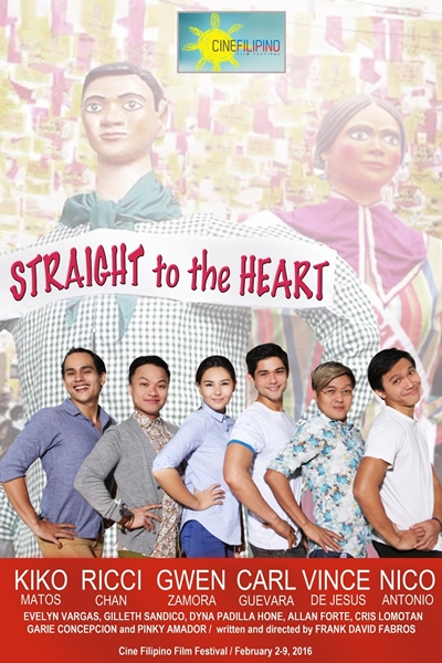 STRAIGHT to the HEART (2016) Movie free download