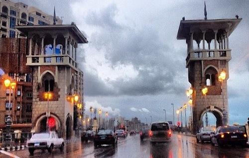 """""""الارصاد الجوية"""" اخبار الطقس غدا الاثنين 4-1-2016 توقعات #درحات الحرارة واخبار الطقس فى مصر اليوم"""