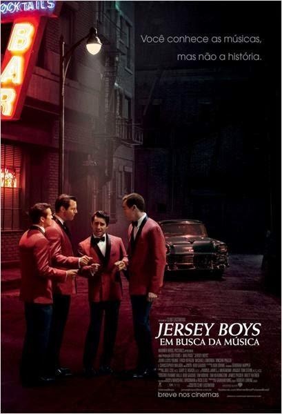 Baixar Filme – Jersey Boys: Em Busca da Música – Dual Áudio (2014)