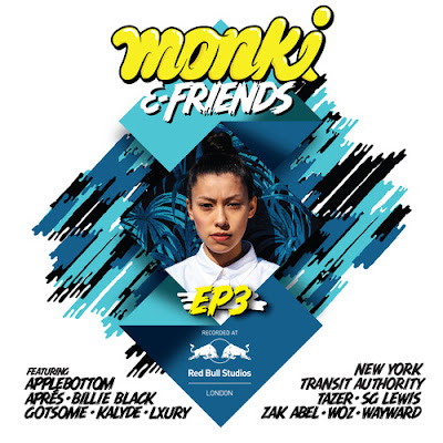 Red Bull Studios Presents: Monki & Friends EP 3