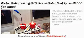 HOB Salons Hatch End Raise £2,000 for GOSH!