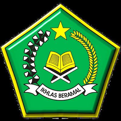 Logo Ikhlas Beramal (Depag) Departemen Agama RI