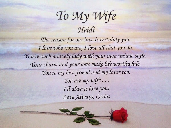 Best Love Quotes For Wife : Romantic Quotes With Pictures For Girlfriends ~ Poetry Lovers