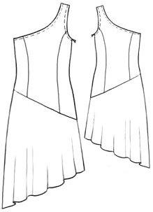 Patrones de Vestidos para descargar gratis