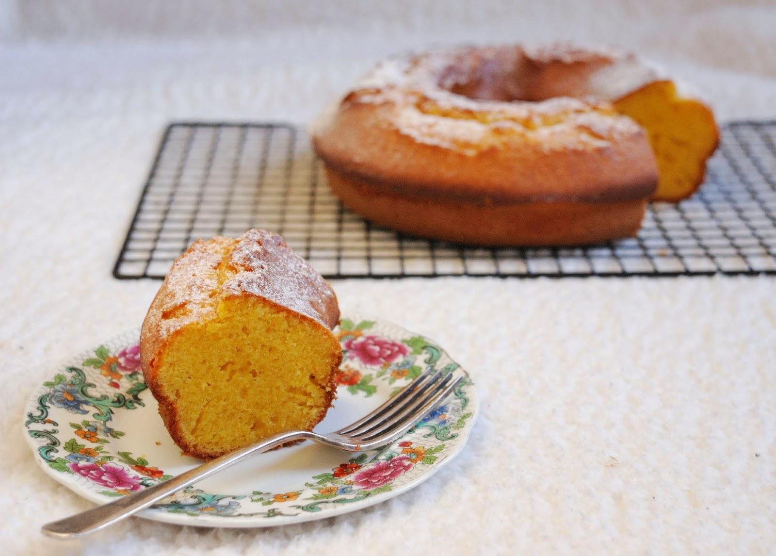 recette facile cake au citron et a la mangue