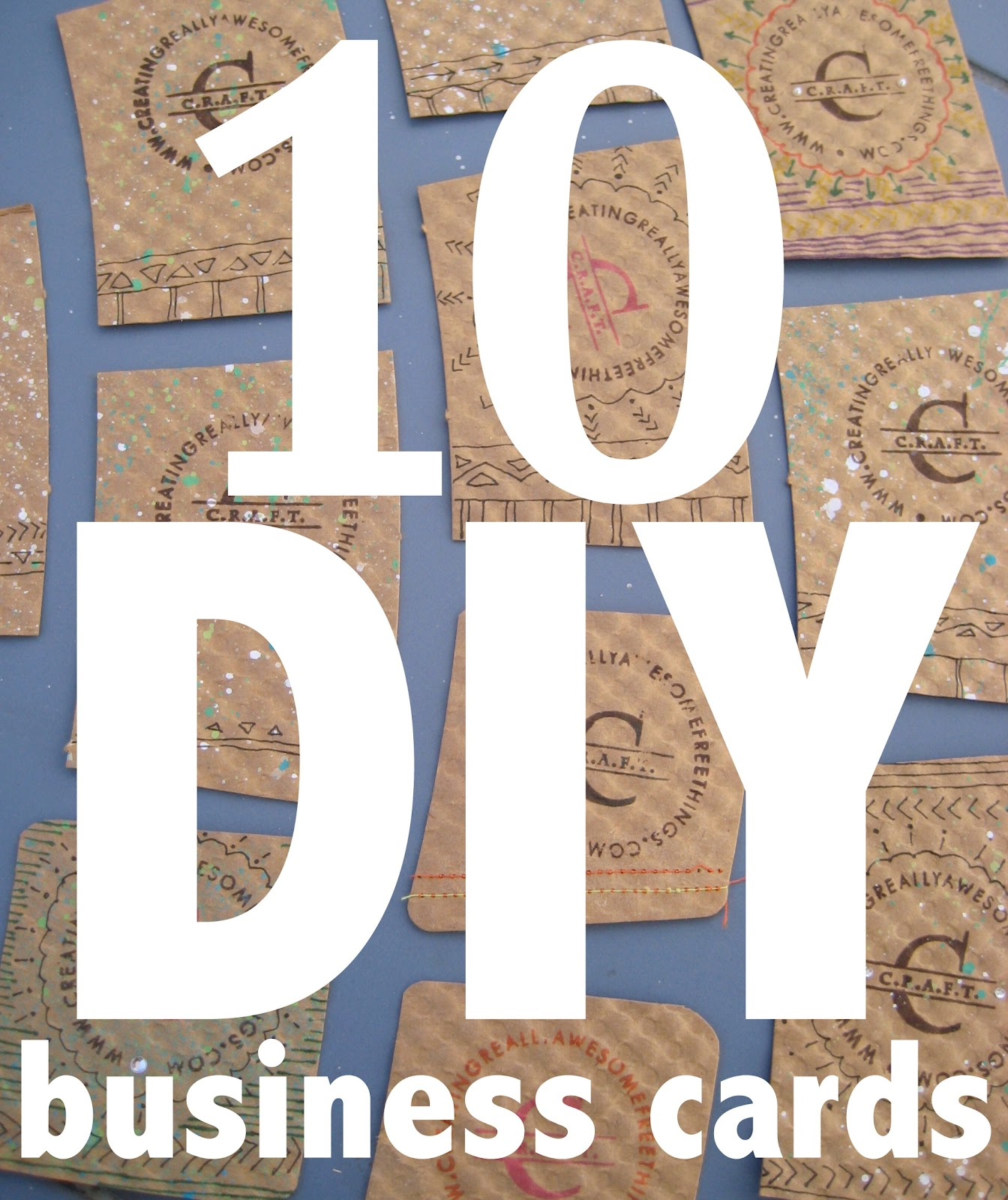 Lovely Gallery Of Make Your Own Business Cards – Business Cards and ...