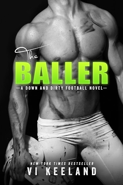Cover Reveal: The Baller by Vi Keeland