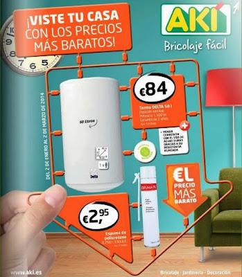 catalogo AKI Rebajas enero-febrero 2014