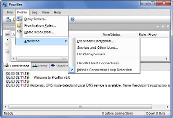 Proxifier v3.21 + keygen Full Version Terbaru 2014