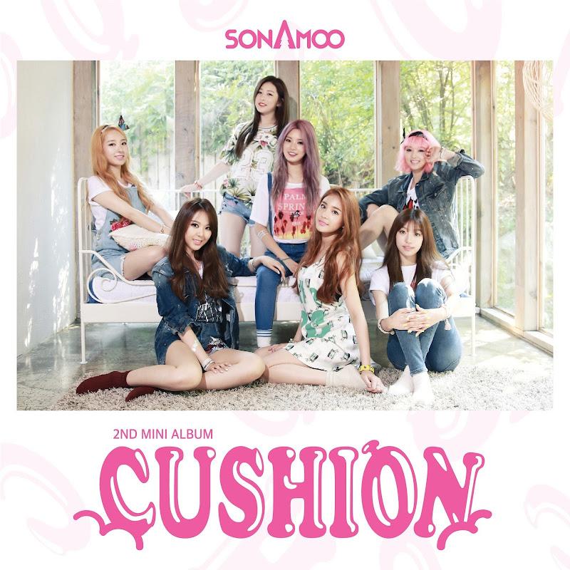 Sonamoo Cushion Cover