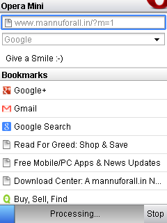 new opera mini v4 5 for java phone release new download manager
