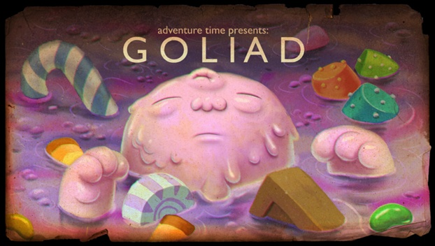 Maybe if Princess Bubblegum used a sugar substitute instead of actual sugar to create Goliad, her offspring wouldn't be such an evil 'C-word that will never be used on Adventure Time.'