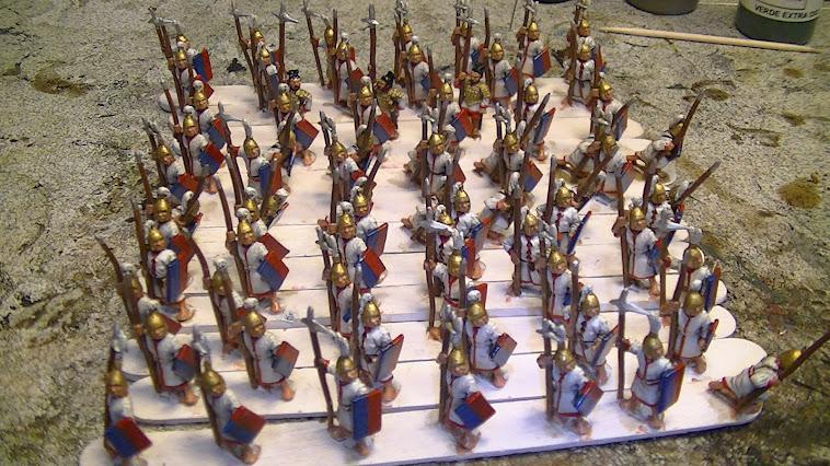 chou infantry